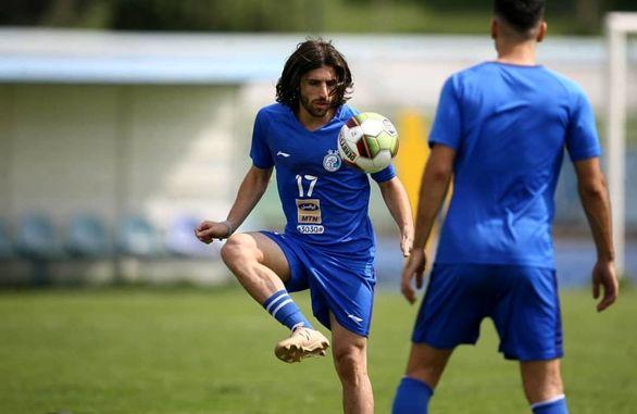 بازیکن جدا شده از استقلال کاپیتان تیم ملی شد (عکس)