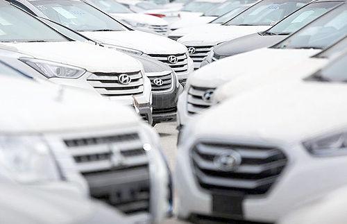 قیمت خودروهای دست دوم خارجی (جدول)