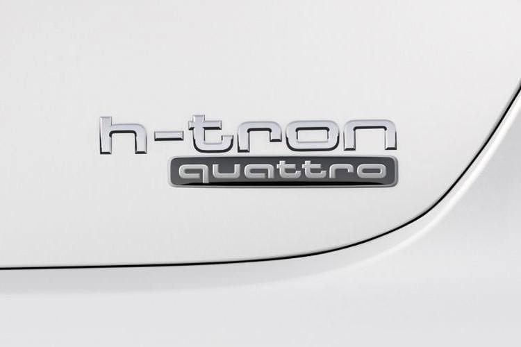 Audi h-tron / آئودی اچ-ترون
