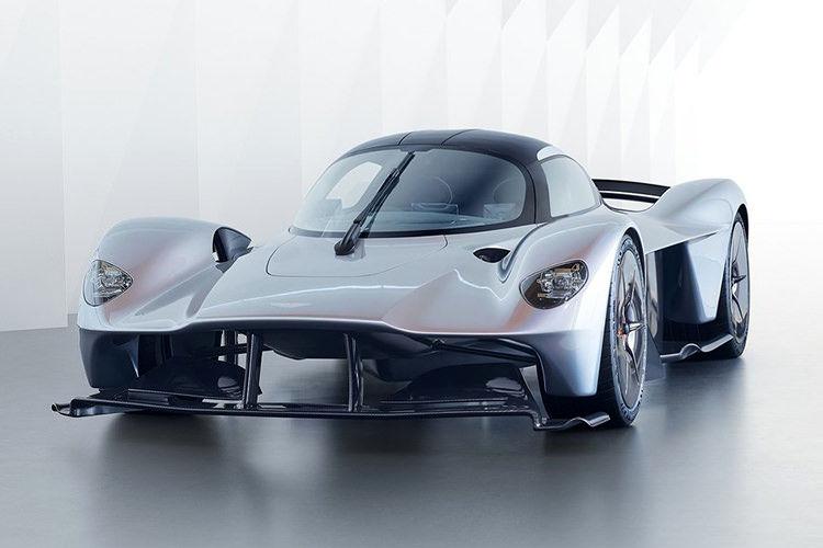 Aston Martin Valkyrie / استون مارتین والکری