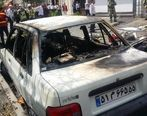فوری / انفجار شدید یک تعمیرگاه خودرو در تهران + تصاویر