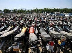 تصاویر | قبرستان موتورسیکلت ها