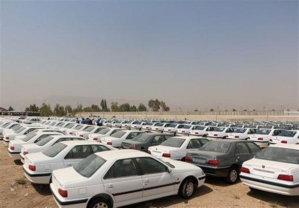 تحویل ۲۰۰۰۰ خودروی دپوشده به مردم