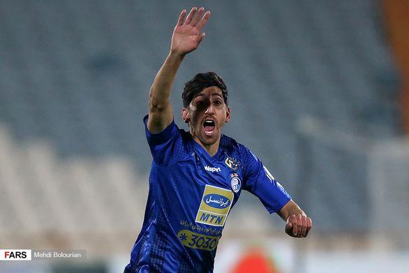 اولین بازیکن تمدیدی فصل بعد استقلال   عکس