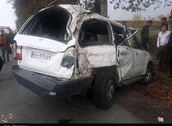 جزئیاتی از آمار حوادث جادهای در ایران + ویدئو
