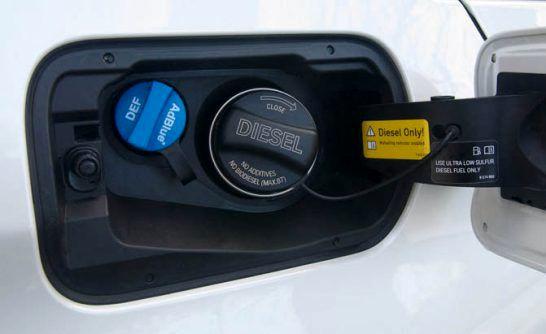 Diesel-Filler
