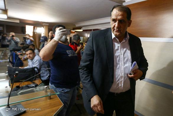 ماجرای درگیری شدید مدیر مستعفی پرسپولیس در آخرین دقایق کاری