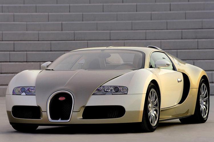 بوگاتی ویرون / Bugatti Veyron 16.4