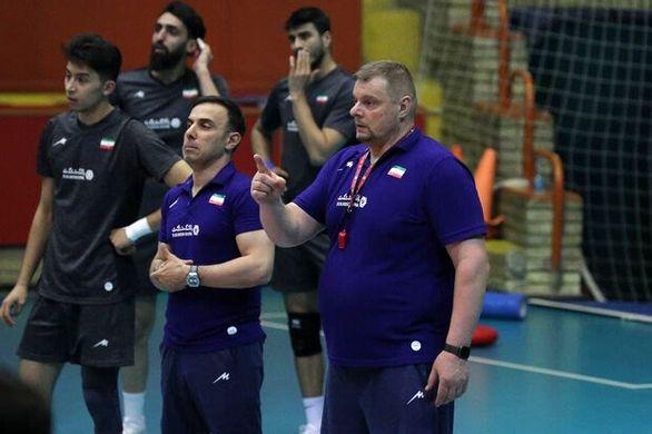 صبر آلکنو از والیبالیست های تیم ملی به سر رسید