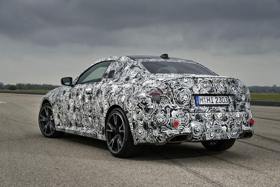2022 BMW سری 2 کوپه با حداکثر 382 اسب بخار قدرت