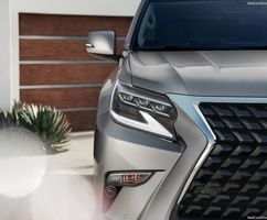 مدل جدید خودرو شاسی بلند لوکس لکسوس را ببینید