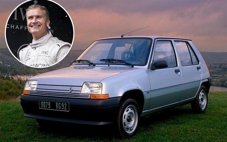 David Coulthard - Renault 5