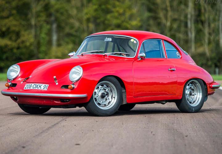 Porsche 356 / پورشه 356