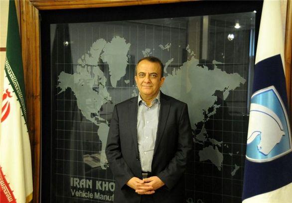 هاشم یکه زارع مدیرعامل ایرانخودرو بازداشت شد