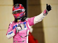 فرمول یک | قهرمانی باورنکردنی سرجیو پرز در بحرین