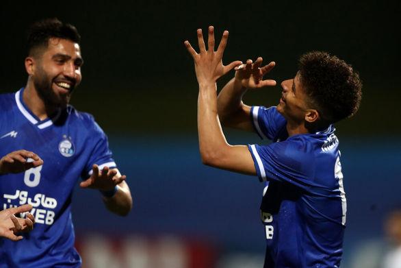 تیم منتخب آسیا در تسخیر بازیکنان استقلال