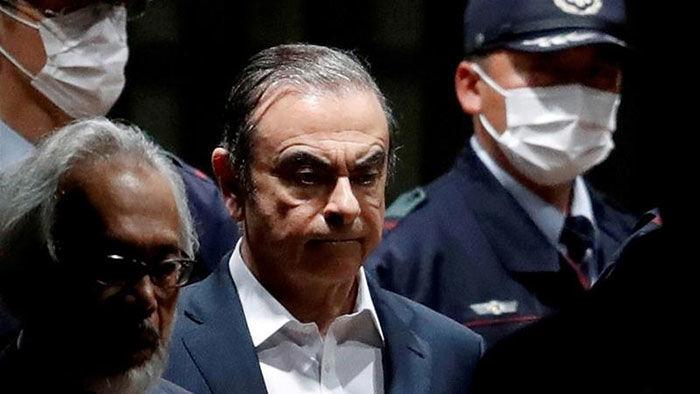 کارلوس گون / Carlos Ghosn