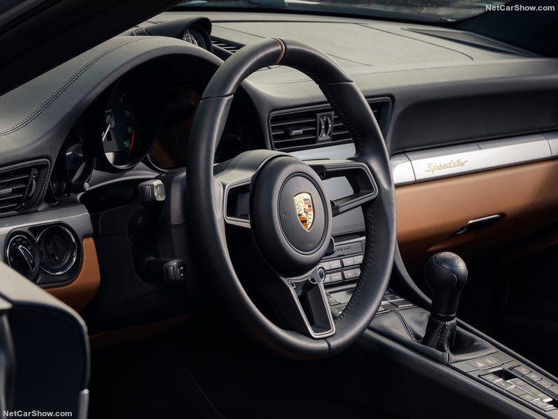 مدل جدید پورشه 911 را ببینید
