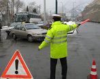 تردد خودروها در برخی معابر شمالی تهران امکانپذیر نیست