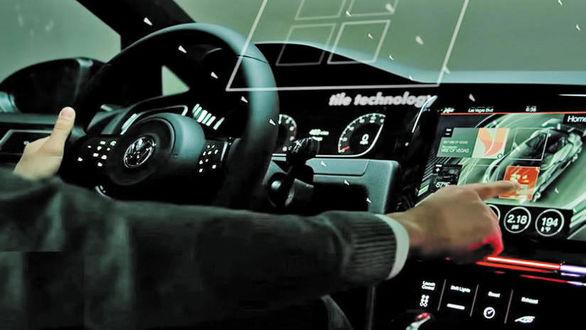 نرم افزارهای هوشمند   بازیگران اصلی در خودروهای آینده