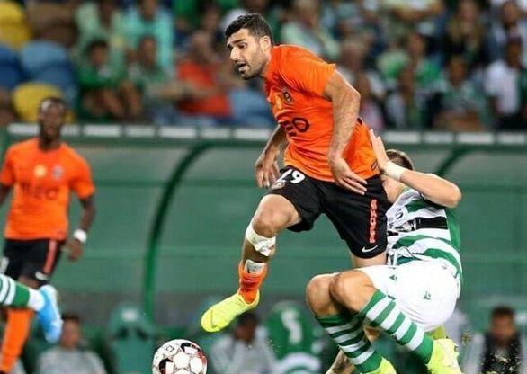 لژیونر پرسپولیسی در آستانه انتقال به تیم بزرگ پرتغال