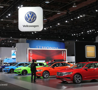نمایشگاه خودرو دیترویت 2019