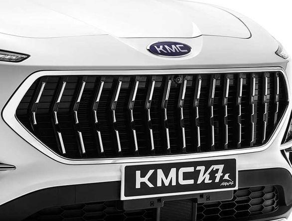 فروش خودرو KMC K7 کرمان موتور با قیمت قطعی + عکس