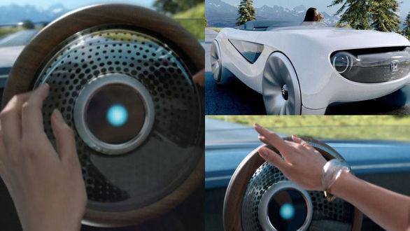 فناوری فرمان هوشمند در خودروی جدید هوندا