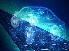 توسعه فناوری شارژ خودروهای برقی در خیابان