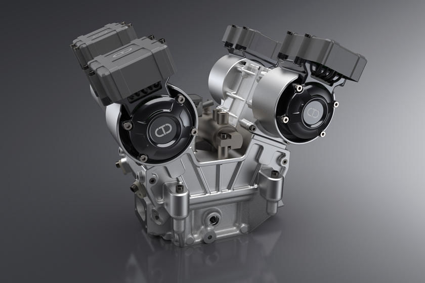 پیچیده ترین موتور های دنیا