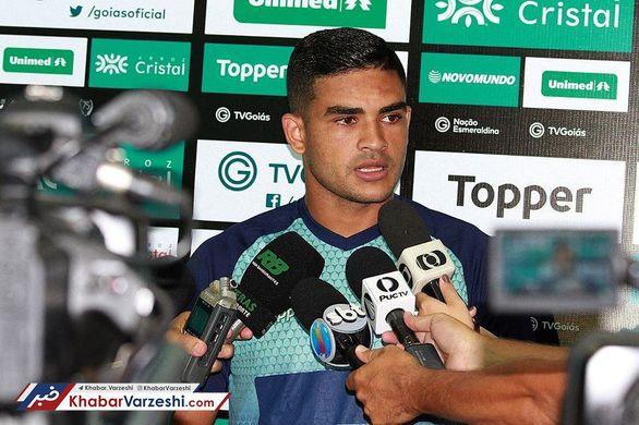 زمان ورود بازیکن برزیلی مدنظر پرسپولیس به تهران اعلام شد