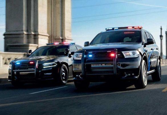 دوج های جدید پلیس آمریکا معرفی شدند