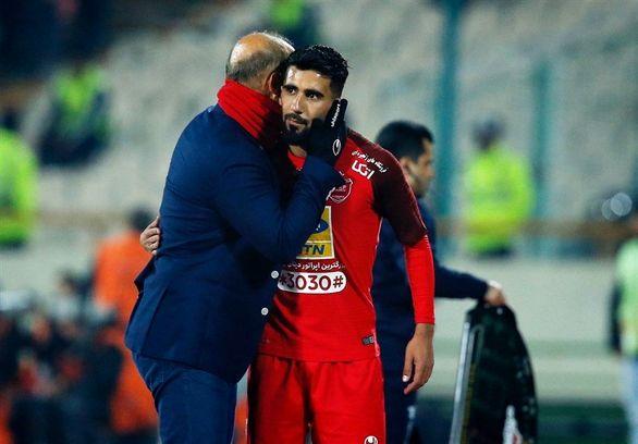 هافبک ناراضی پرسپولیس درآستانه قرارداد با تیم جدید
