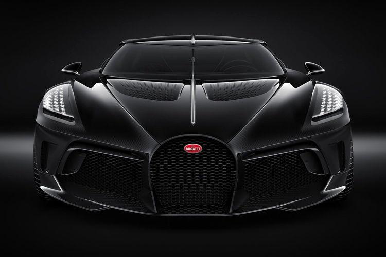 Bugatti La Voiture Noire بوگاتی