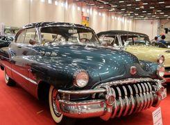 نمایشگاه خودروهای کلاسیک در ترکیه (تصاویر)