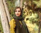شبنم قلی خانی با تیپ و آرایش قجری + عکس