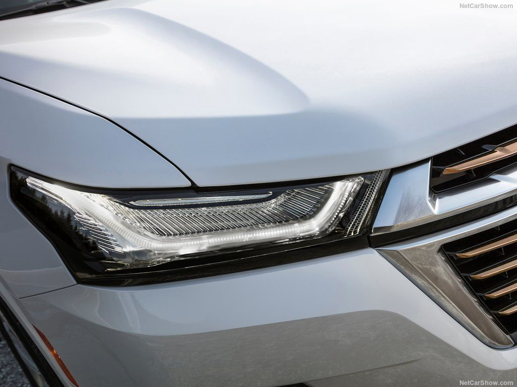 مدل 2021 خودرو شورولت تراورس را ببینید