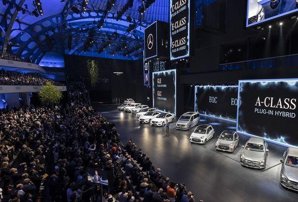 لغو نمایشگاه های خودرو در دنیا به دلیل ویروس کرونا