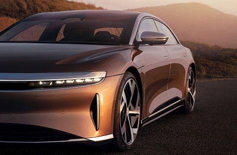 تاخیر در تحویل لوسید ایر مدل 2021 تایید شد