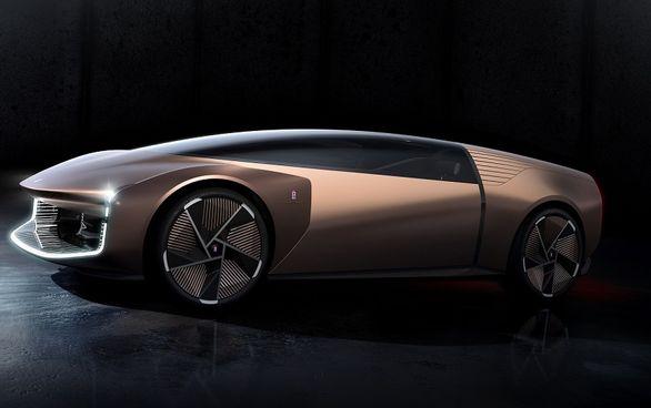 جهش به آینده خودروهای آینده با کانسپت پینین فارینا Teorema
