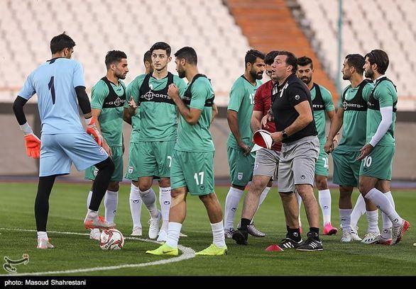 اسامی نفرات تیم ملی فوتبال اعلام شد
