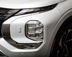 میتسوبیشی اوتلندر مدل 2022 قیمت گذاری شد