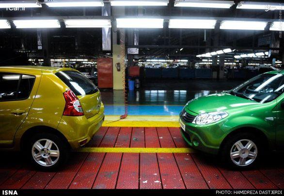 تامین قطعات مورد نیاز خودروهای مونتاژی تا پایان سال