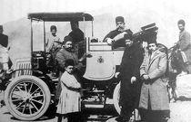داستان اولین خودرویی که وارد ایران شد