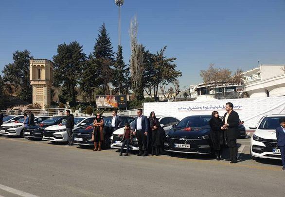 جدیدترین خودرو چینی رسما به بازار ایران عرضه شد (عکس و قیمت)