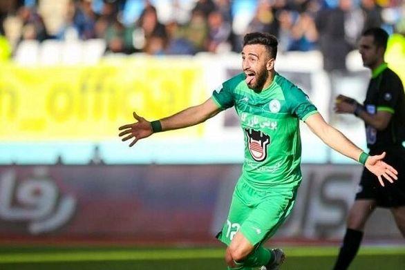 اولین واکنش رسمی ذوب آهن به معاوضه بازیکن با استقلال