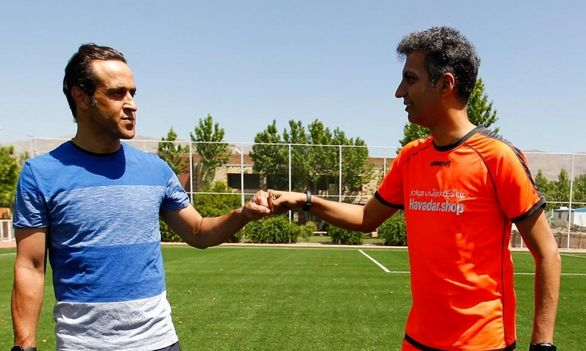 اعلان رسمی گزارش فردوسی پور از فینال آسیا در صفحه AFC +عکس