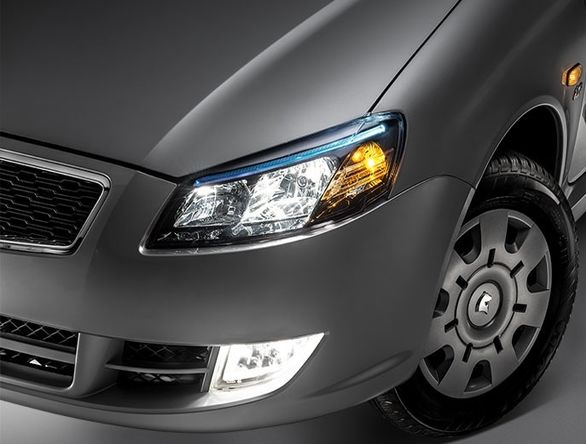 جدیدترین خودرو ارتقا یافته ایران خودرو به بازار می آید