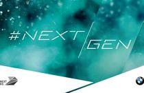 برنامه عجیب ب ام و برای حضور در رویداد NEXTGen