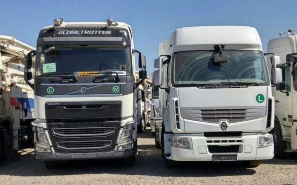 سود یک میلیارد تومانی برای دلالان کامیون دست دوم